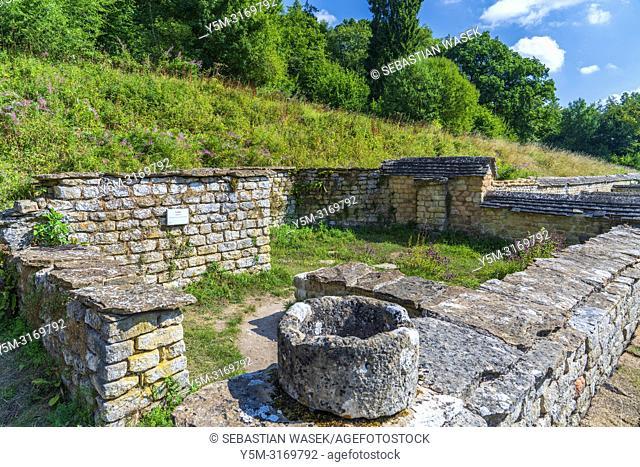Chedworth Roman Villa, Gloucestershire, England, United Kingdom, Europe