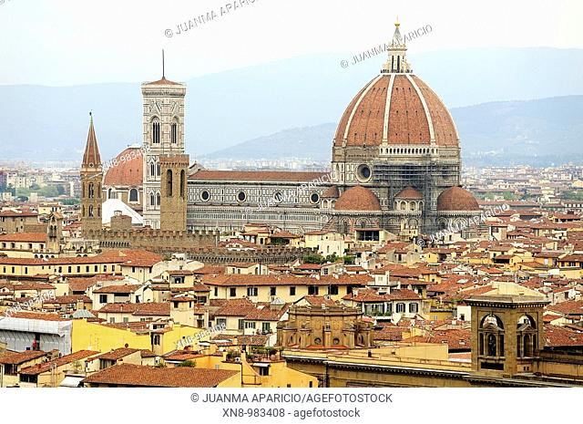Views of the city of Florence from Pitti PalaceFlorence (Firenze in Italian) is a city located in northern central Italy