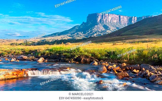 Mount Roraima, South America, Venezuela