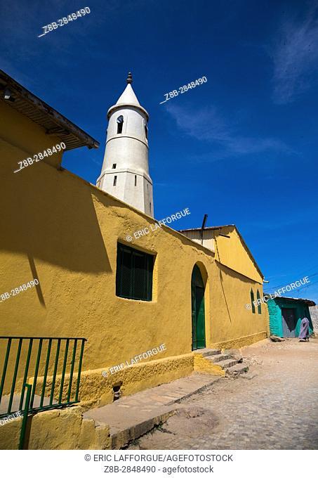 Al-Jami mosque, Harari Region, Harar, Ethiopia