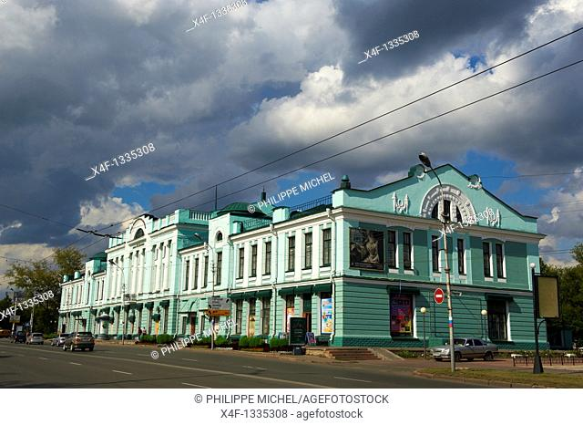 Russia, Siberia, Omsk, Museum of Fine Arts