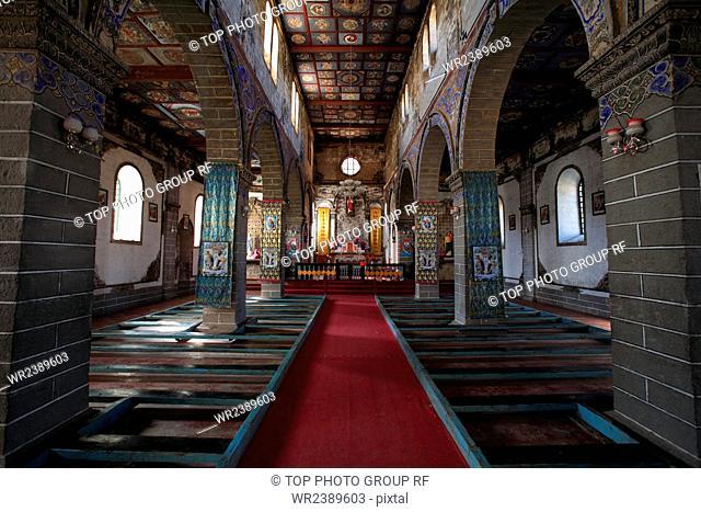 Cizhong Church Deqin County Yunan Province China