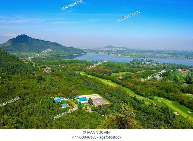 Dal lake, Srinagar, Jammu and Kashmir, J&K, India