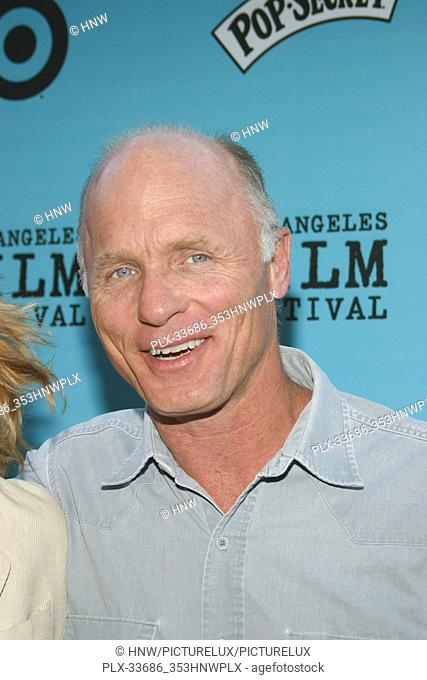 Ed Harris 06/21/05 NINE LIVES @ Academy of Motion Picture Arts and Sciences, Beverly Hills Photo by Ima Kuroda/HNW / PictureLux June 21