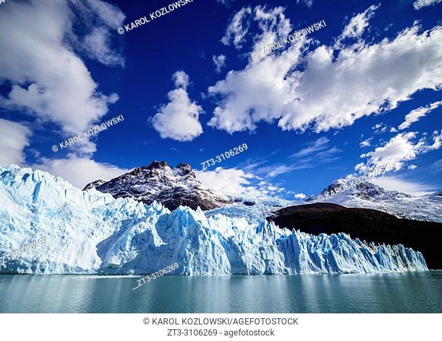Spegazzini Glacier, Los Glaciares National Park, Santa Cruz Province, Patagonia, Argentina