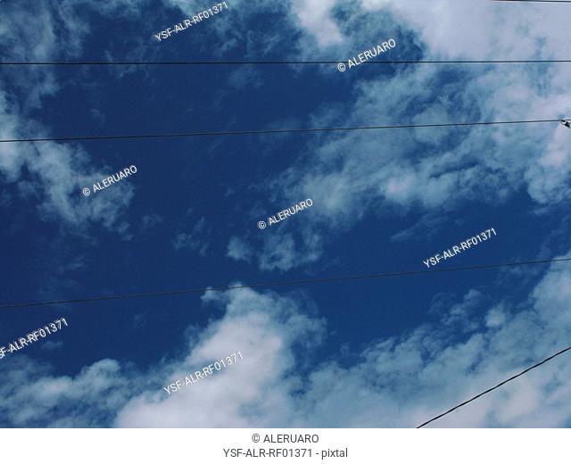 Cloud, Sky, Blue, Brazil