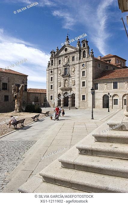CONVENT OF SANTA TERESA, AVILA, CASTILLA Y LEON, SPAIN