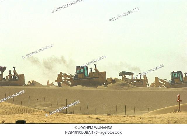 Dubai, development in the desert
