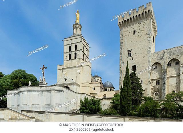 Palais des Papes, Avignon, Vaucluse, France, Unesco World Heritage Site