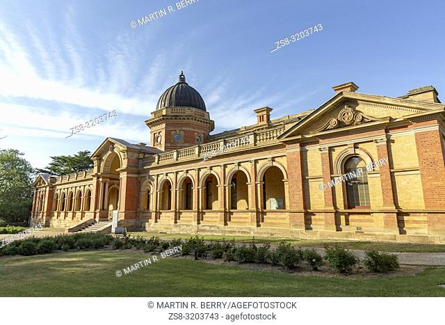 Heritage Australian Court House in the City of Goulburn in regional New South Wales
