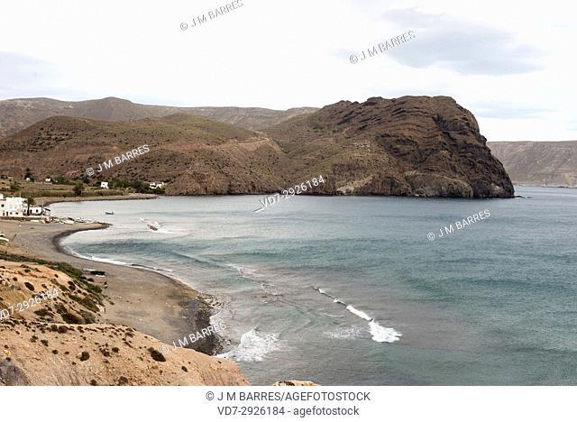 San Jose beach. Cabo de Gata-Nijar Natural Park, Almeria province, Andalucia, Spain