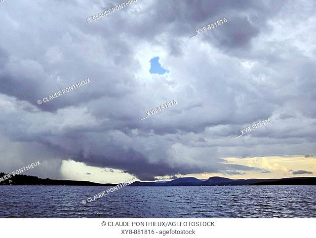 Clouds-Thunderstorm