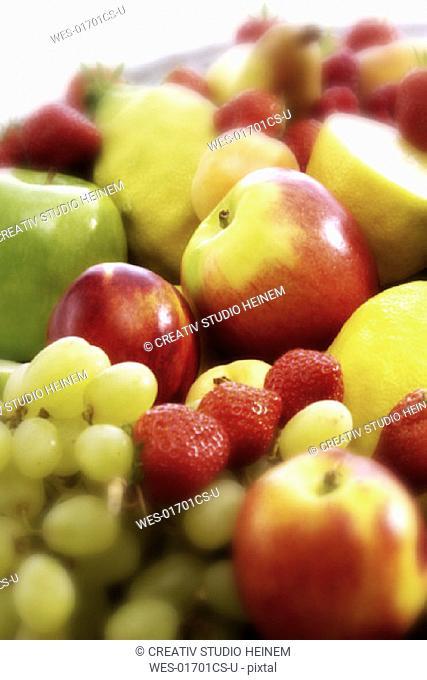 Fresh fruit, close-up