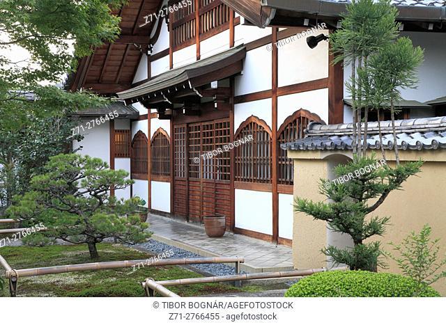 Japan, Kyoto, Daitoku-ji, Korin-in, buddhist temple,