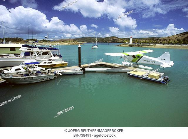 Harbour, Hamilton Island, Whitsunday Islands, Queensland, Australia