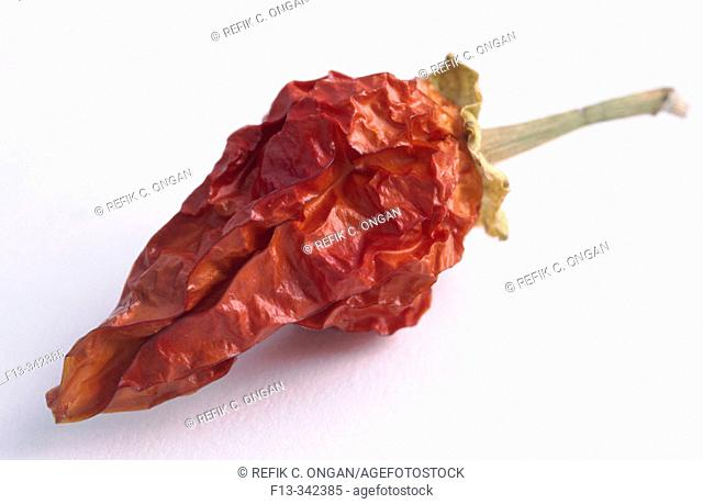 Red dry pepper