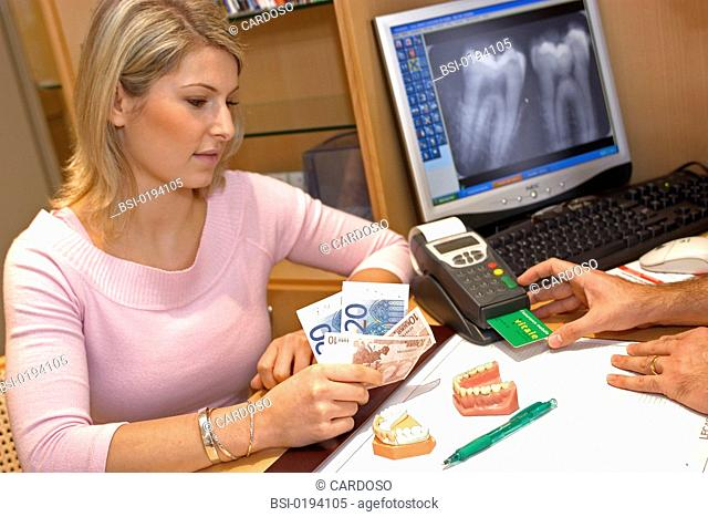 Photo essay from dental office