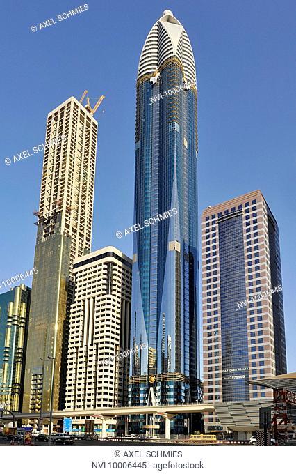 Rose Rayhaan hotel by Rotana, Dubai, United Arab Emirates