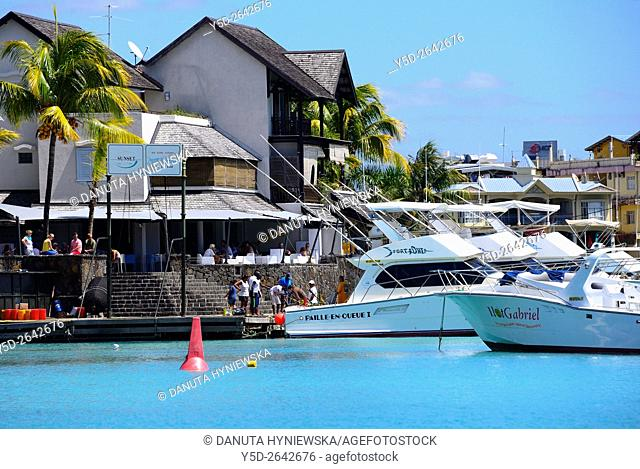 Africa, Mascarene , Mascarene Islands , Mascarenhas , Mauritius, Northern Mauritius, Rivière du Rempart District, Grand-Baie