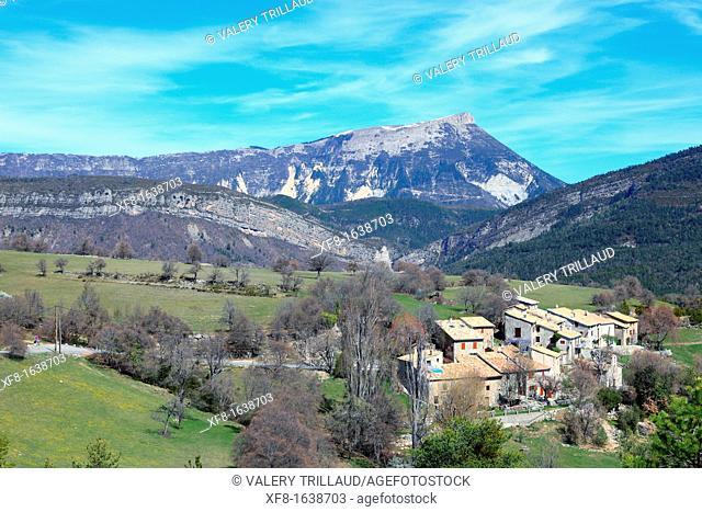 Saint André les Alpes, Alpes de Haute Provence, Provence-Alpes-Côte d'Azur, France