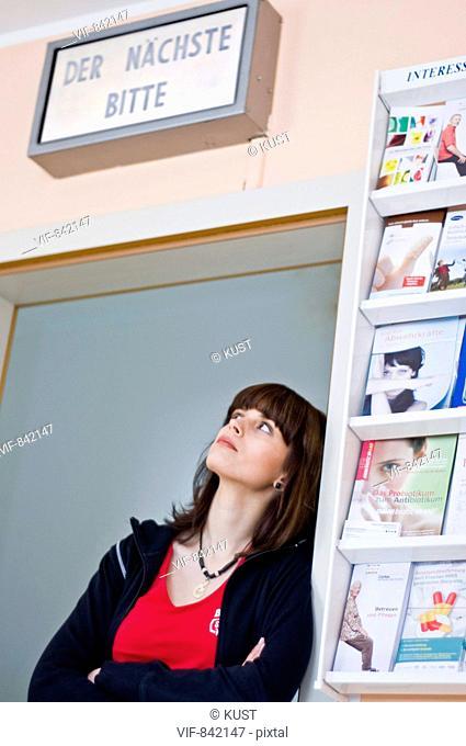 Arztbesuch - Nieder÷sterreich, Ísterreich, 16/11/2007