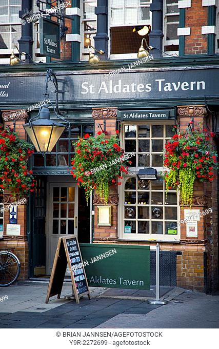 Saint Aldates Tavern near the High Street, Oxford, Oxfordshire, England