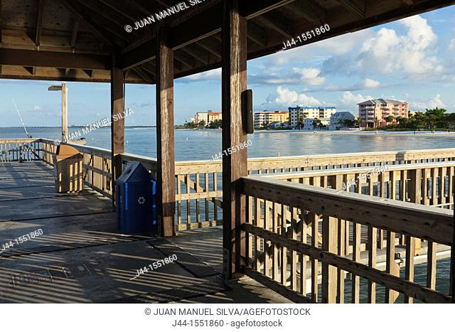 Fishing Pier, Fort Myers Beach, Florida