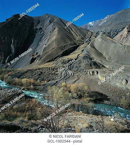 Landscape in Iran