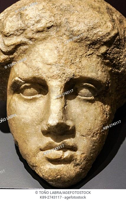 Amazon. Ephes Museum. Classic Greek Collection. Asia Minor. Turkey