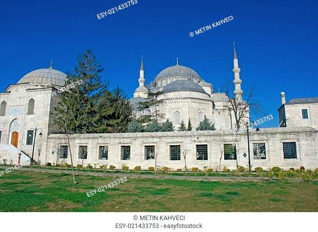 Süleymaniye- Moschee