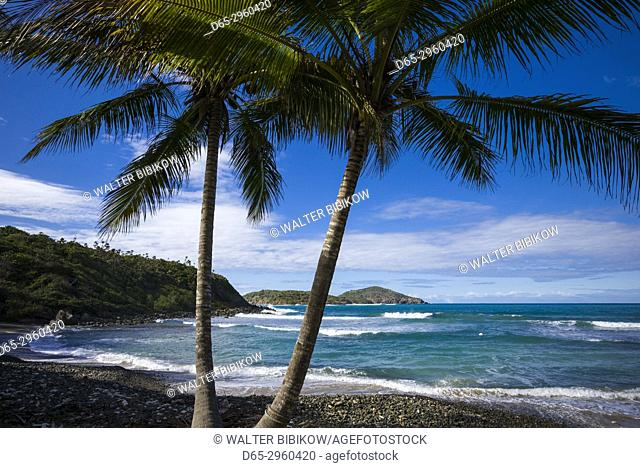 U. S. Virgin Islands, St. Thomas, Dorothea, view of Dorothea Bay