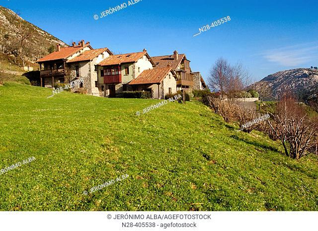Rural hotel in Picos de Europa National Park, El Allende. Vibaño, Llanes, Asturias, Spain