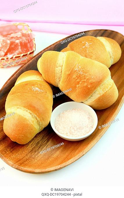 Salted bread