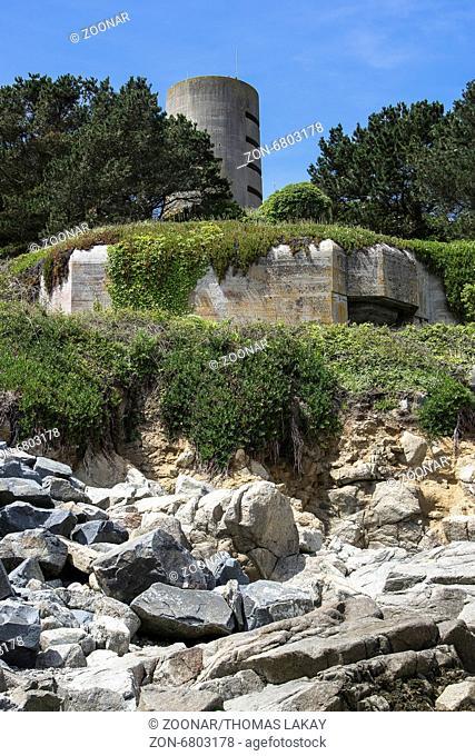 Bailiwick of Guernsey, Fort Saumarez, Saint Peter