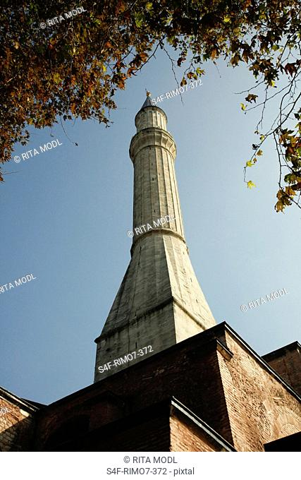 Türkei, Istanbul, Gebäude im Gülhane-Park