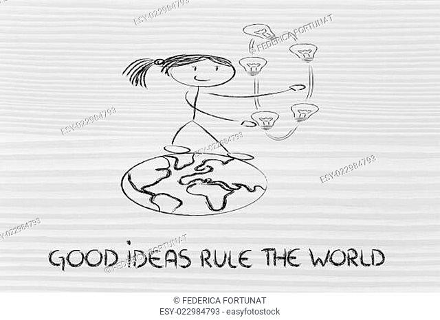 ideas can change the world