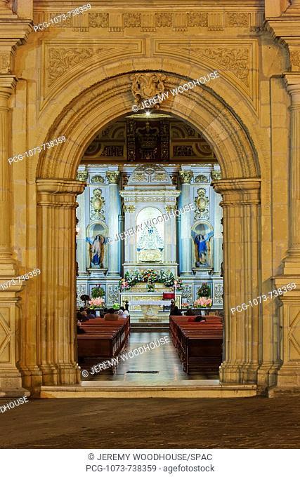 Sanctuary of La Basílica de la Virgen de la Soledad