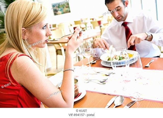 Dinner - 07/07/2008