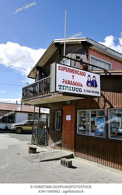 Puerto Williams, Navarino Island, Tierra del Fuego, Antarctic, Chile, South America