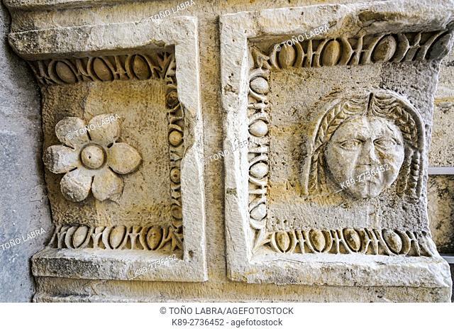 Aspendos. Ancient Greece. Asia Minor. Turkey