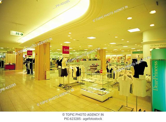 Shopping Center,Japan