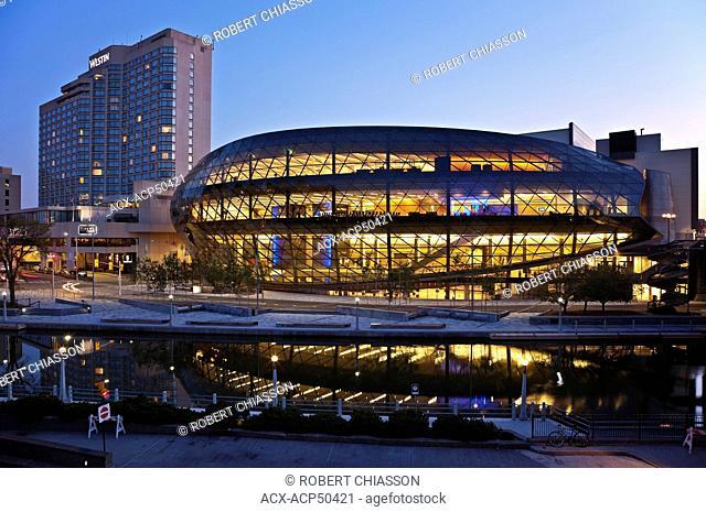 Ottawa Convention Centre, Ottawa,Ontario, Canada