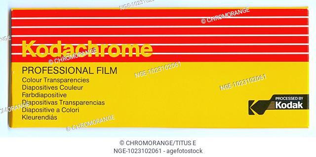 Kodachrome film kodak Stock Photos and Images | age fotostock
