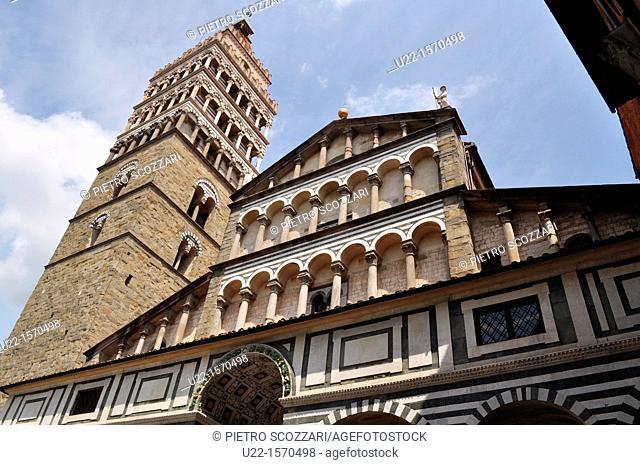 Pistoia (Italy): San Zeno's Cathedral