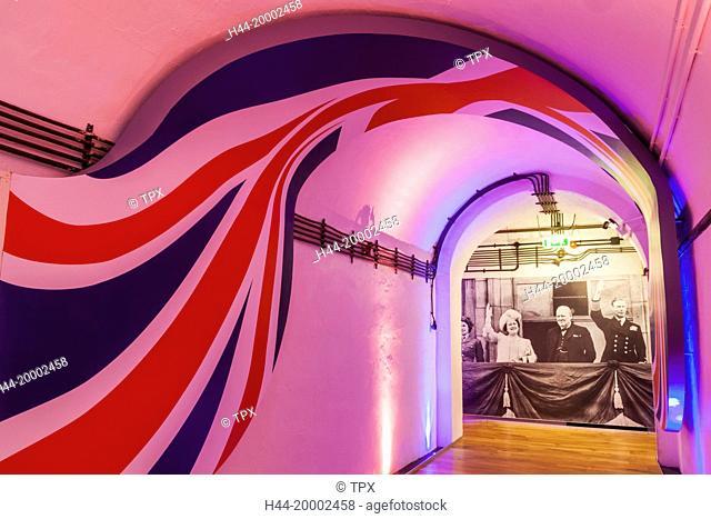 United Kingdom, Channel Islands, Jersey, The Jersey War Tunnels