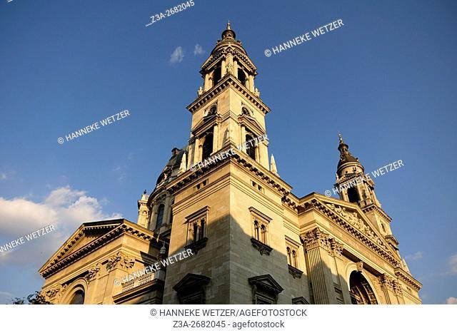St. Stephen's Basilica (Hungarian: Szent István-bazilika) is a Roman Catholic basilica in Budapest, Hungary