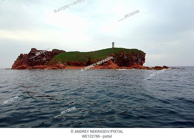 Islands Verkhovskogo, Peter the Great Gulf, Sea of Japan, Far East, Vladivostok, Russia