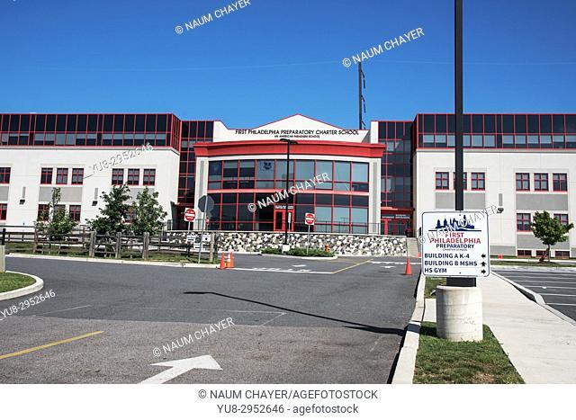 First Philadelphia Preparatory Charter School, Philadelphia, Pennsylvania, USA