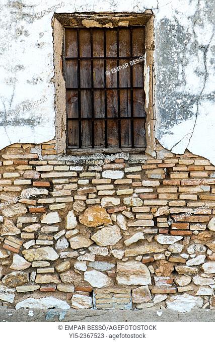 Alqueria, old farmstead. Valencia. Spain