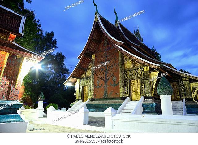 Wat Xieng Thong of Luang Prabang, Laos